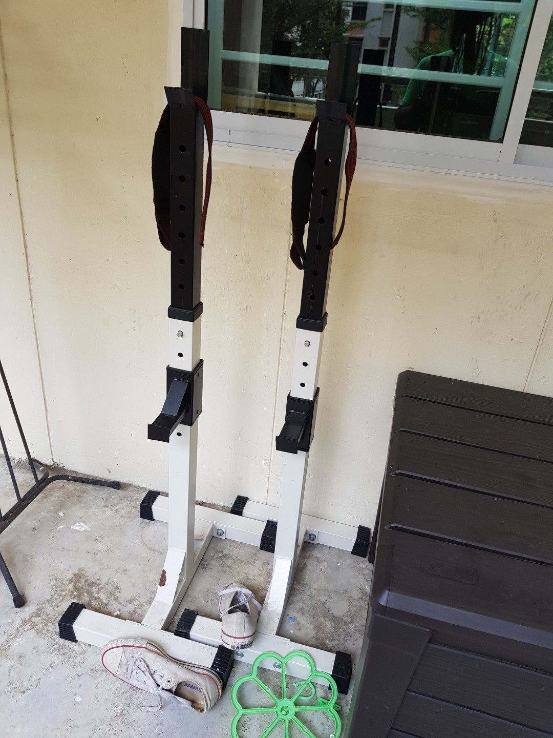 Home gym for beginners on carousell
