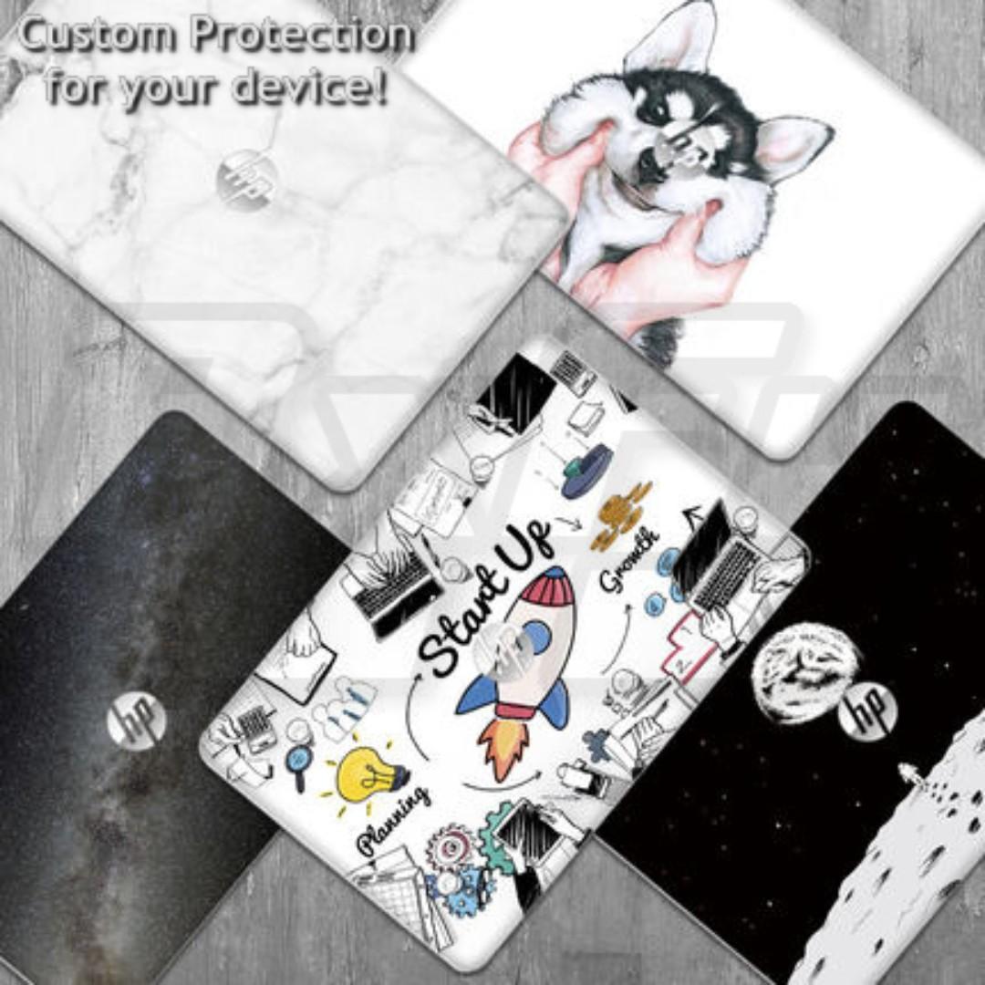 Hp Laptop Notebook Skin Decal Sticker Protector Custom Diy