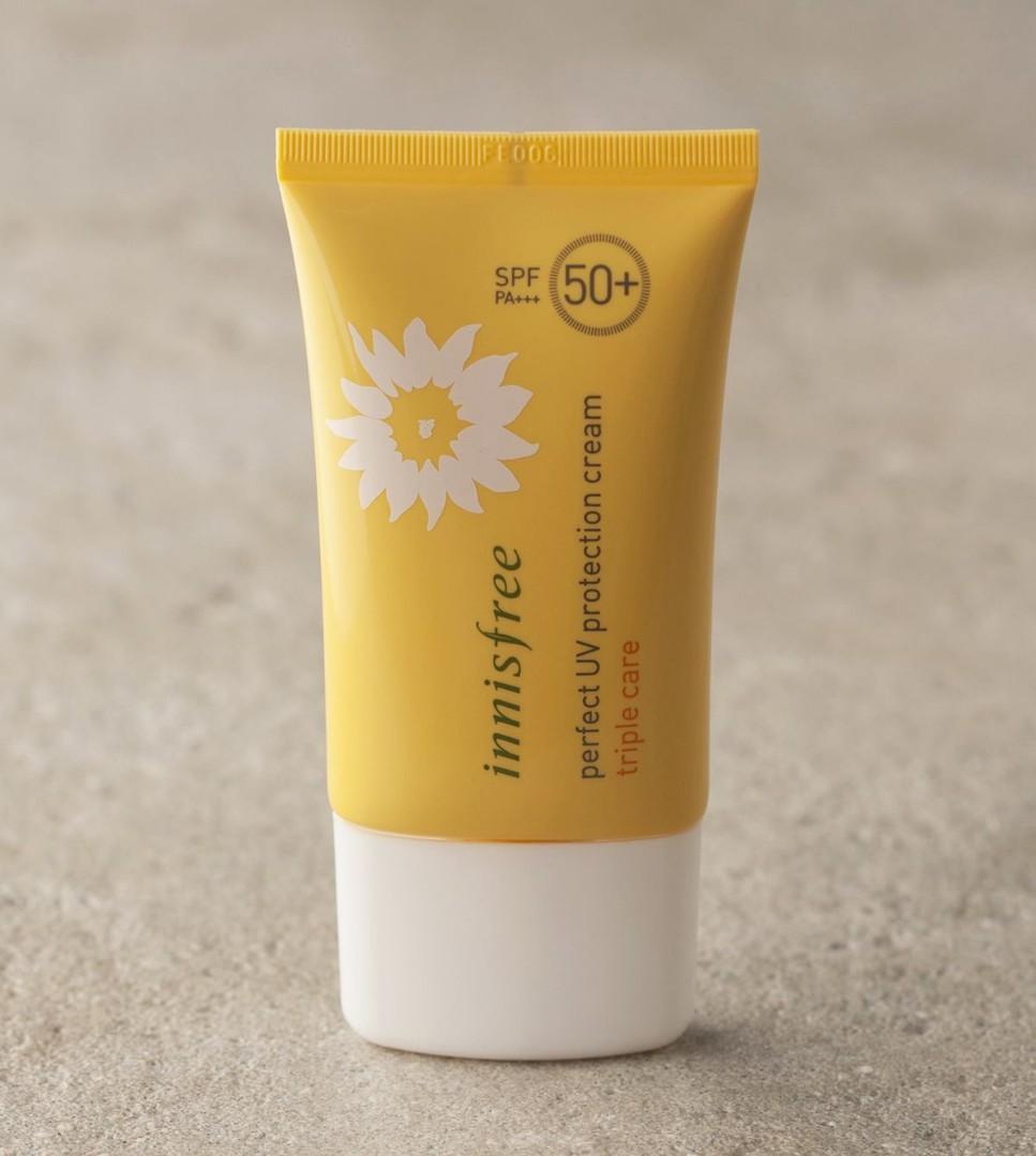 Innisfree TRIPLE CARE UV Protection Cream SPF50+ PA+++ 50ml