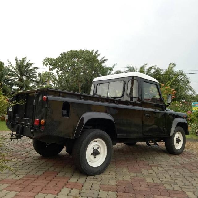 Land Rover Defender 2.5 Diesel Turbo