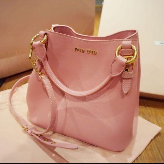 Miu Miu Authentic Bag