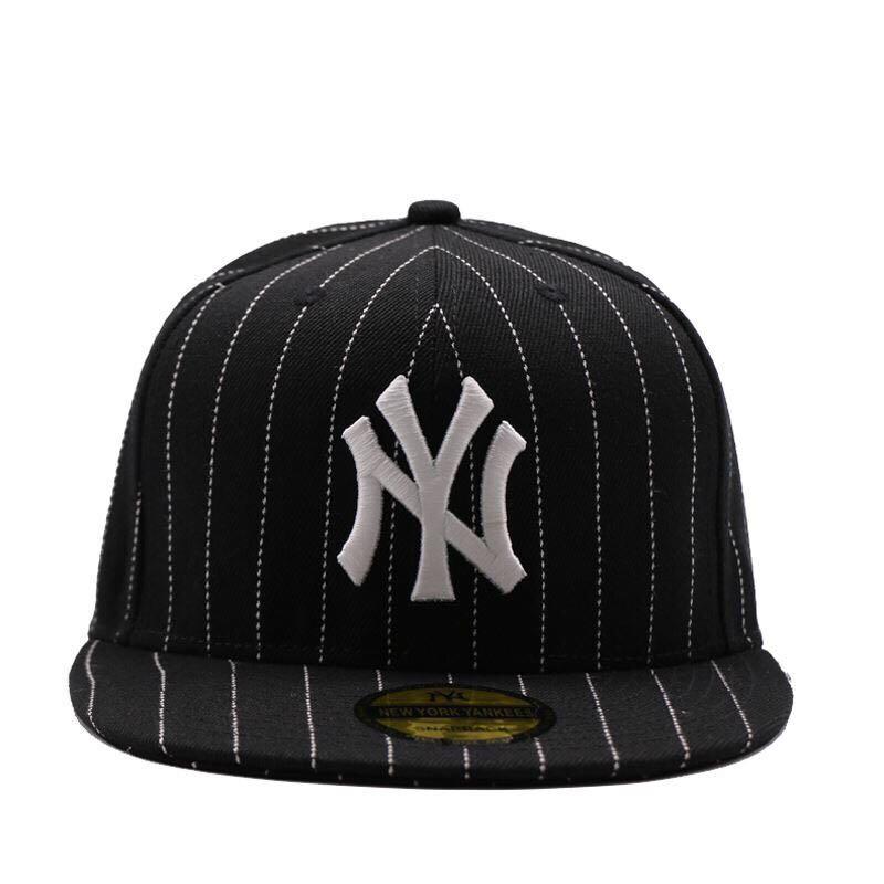 38c0a711372 MLB NY Yankees HipHop Snapback Cap