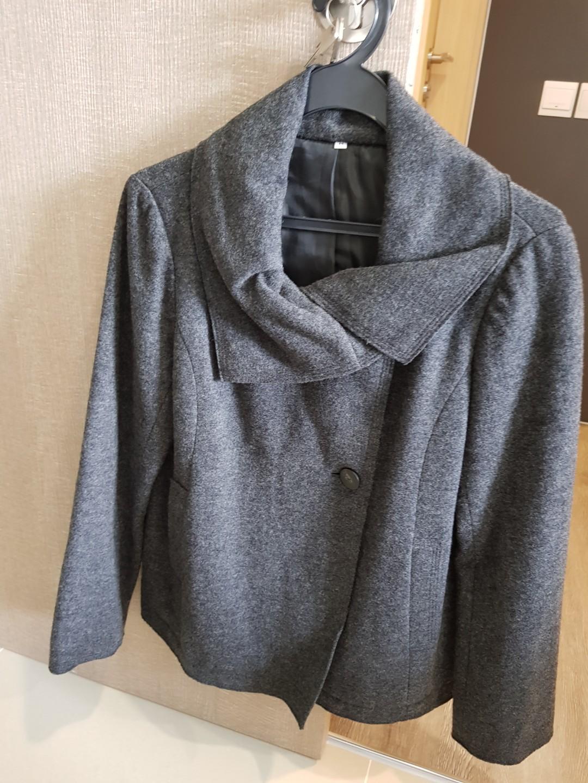 Muji wool jacket 2829da6b24f06