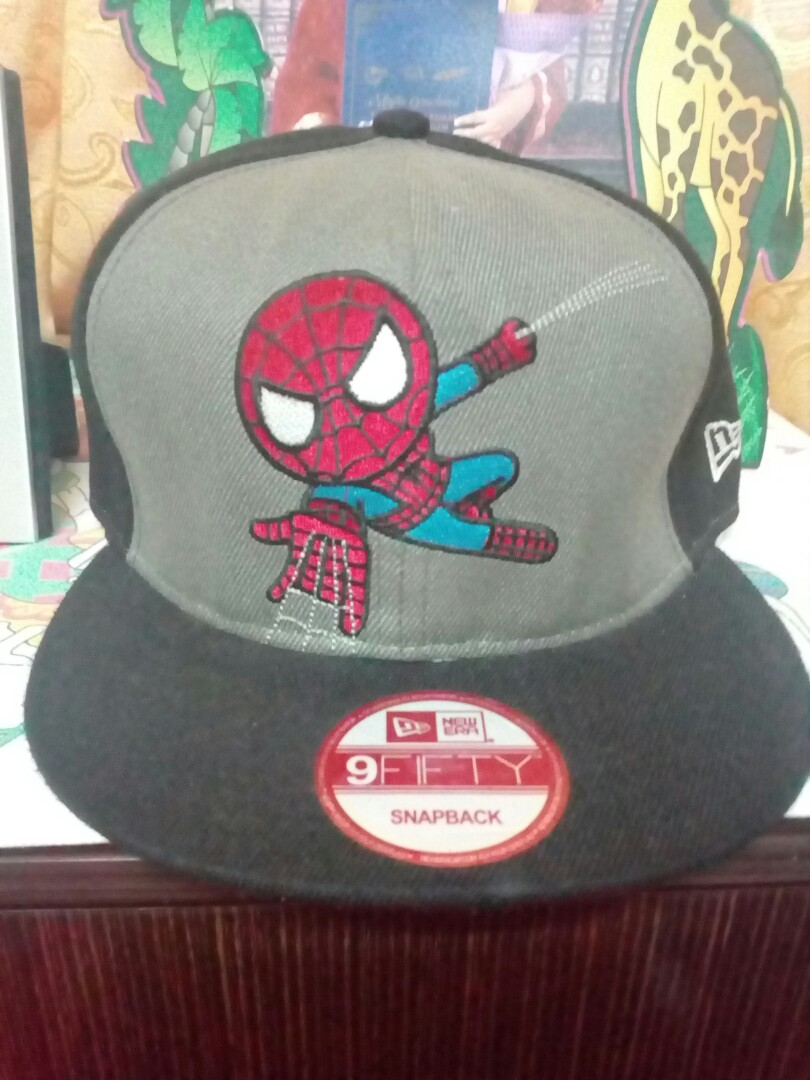 2e74cd3ed9e New Era Snapback(tokidoki X marvel) fake