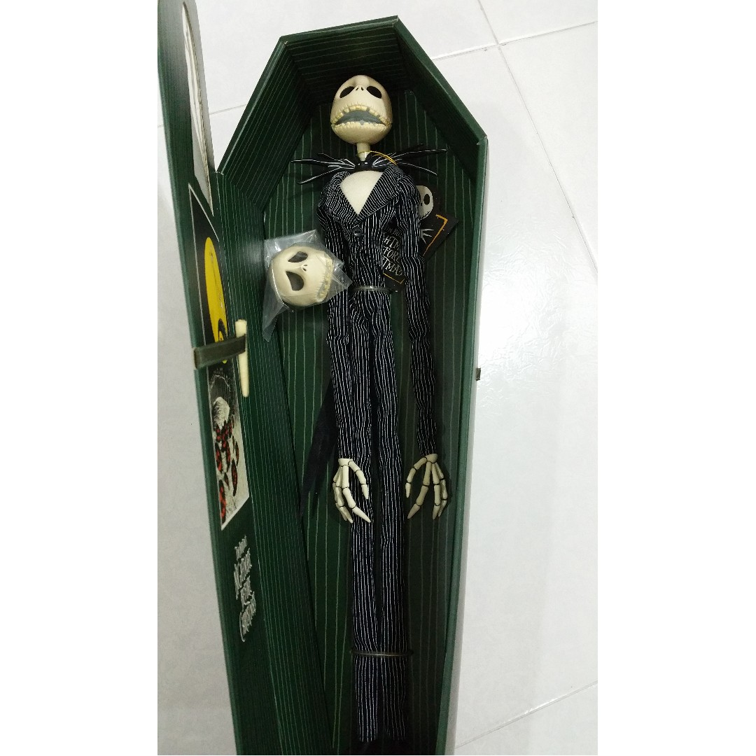 57b9e092d68 Nightmare before Christmas Jack Skellington N-009 Jun tim burton NBC Anime