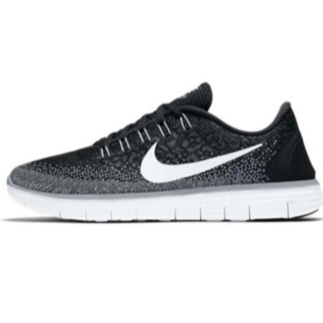 c65d1765f0d0 Nike Free Run Distance Black  SIZE LIMITED