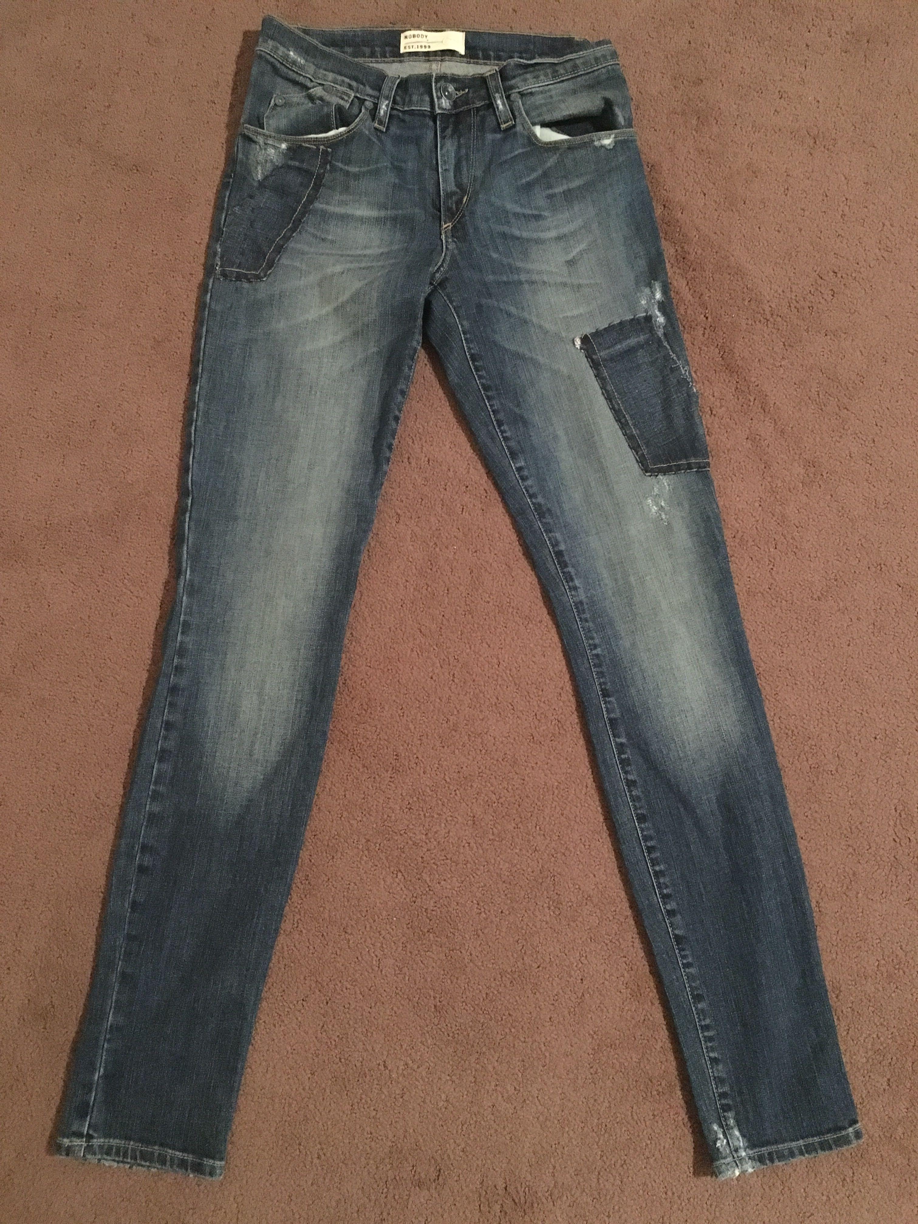Nobody denim jeans size 7/25