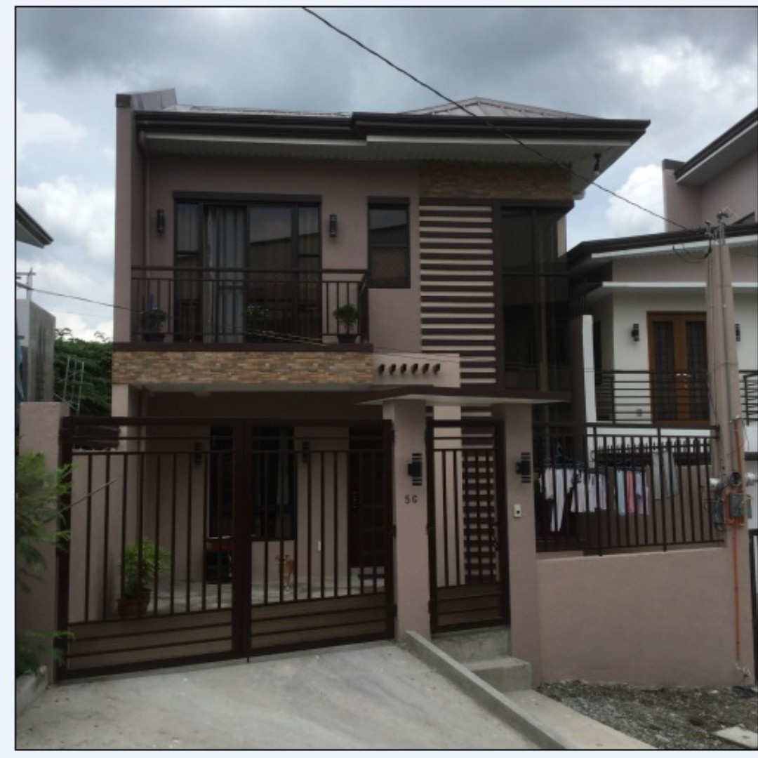 Single Attach House and Lot in Sunnyside Heights Batasan Hills Quezon City