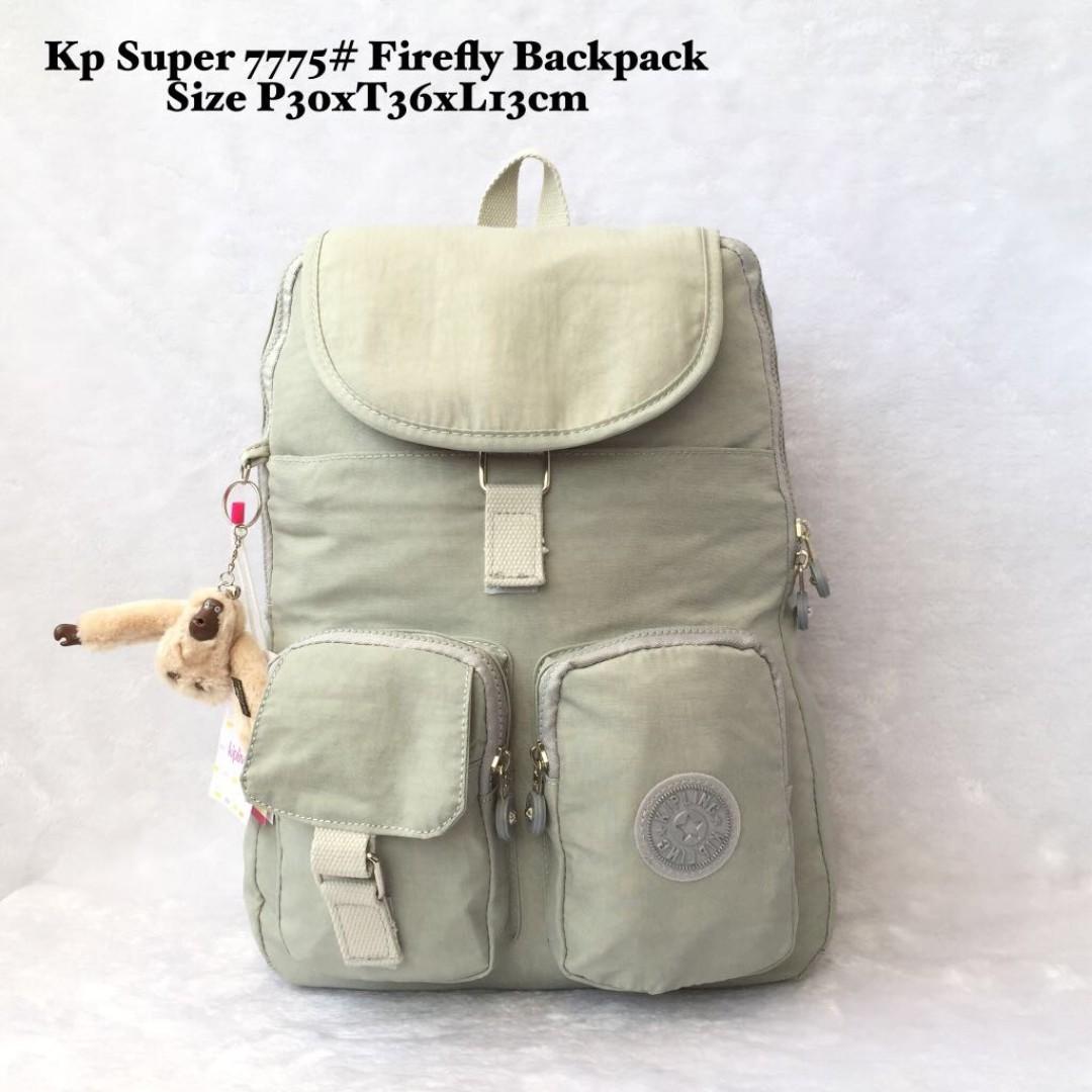 Tas Wanita Import Kipling Super Firefly Backpack 7775 - 13 6d95a3a8d1