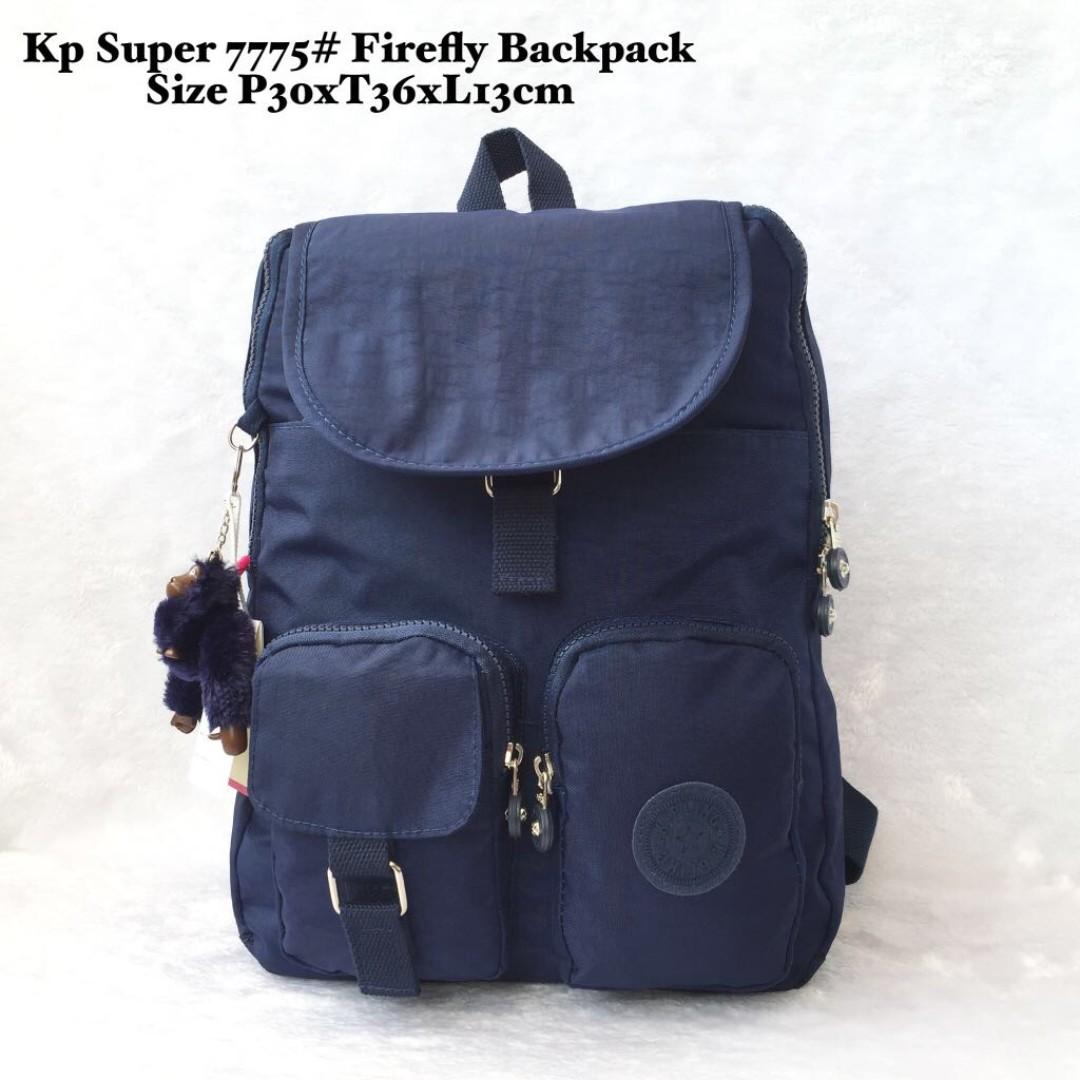 Tas Wanita Import Kipling Super Firefly Backpack 7775 - 4 863bde41dc