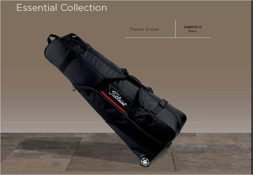 634cb48d904 TITLEIST TRAVEL COVER GOLF BAG ( nike taylormade callaway club fj ...