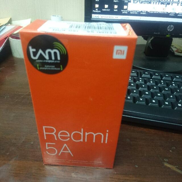 Xiomi Redmi 5 A