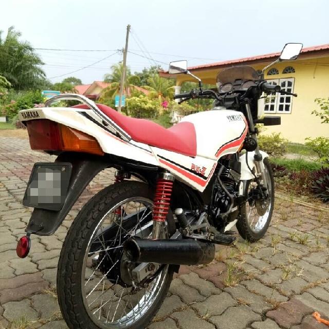 Yamaha RXZ 5 Speed