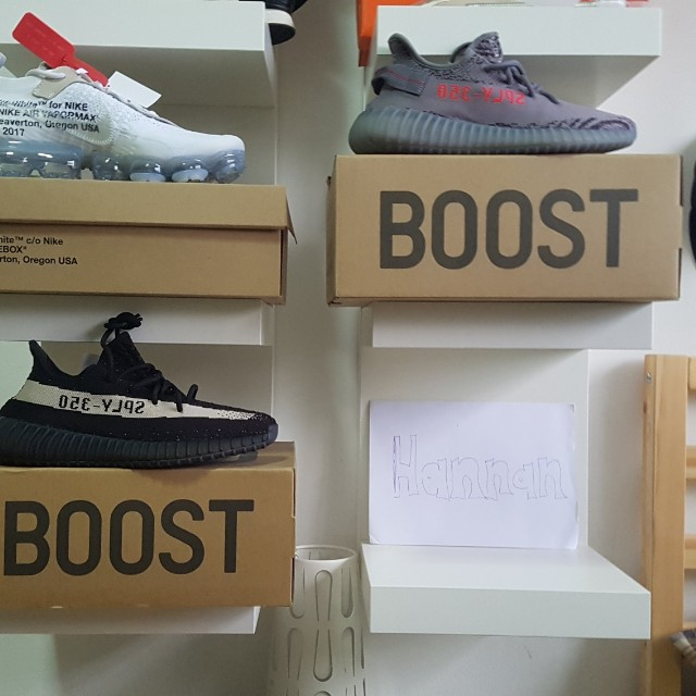 bc87e6844328c Yeezy Boost 350 V2 and off white vapormax