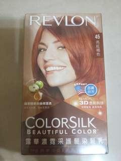 Revlon 露華濃 染髮 亮紅色