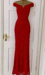 Prom/evening gown rental