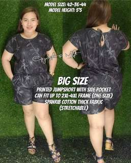 Jumpshort 💰420  🌼The most requested plus size outfit 🌼Nasa photo ang details *jm