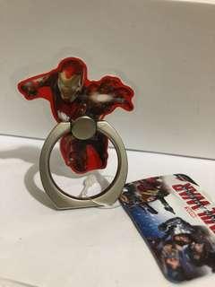 Iron Man phone ring