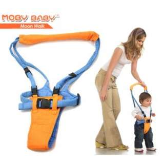 🆕 Moby Baby Moonwalk Safety Harness Walking Assistant