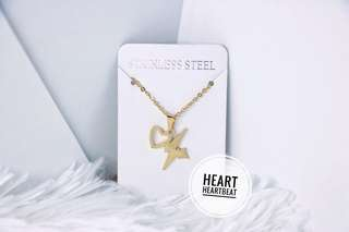 COD! Heart / Heartbeat Necklace