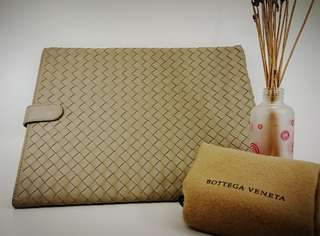 Bottega Veneta mini iPad case