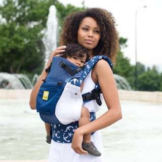 BNIB Lillebaby: Complete Airflow Baby Carrier - Anchors Away