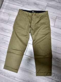 Izzue9分褲(3碼)