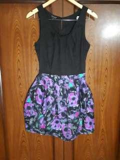 Topshop Twofer Dress
