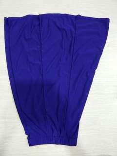 🆕Blue Long Skirt