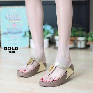Crystal flipflop sandals