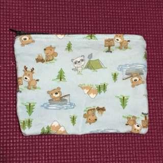 Handmade cute animal pencil case