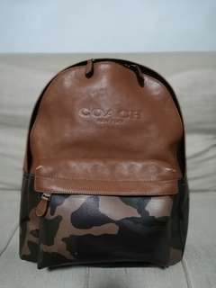 Charles Coach Backpack Unisex