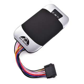 Gps tracker for vehicle