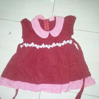 Gown For 4-8 Months