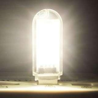 🚚 LED Bulbs Tubes mini USB lamp Portable for Notebook Reading