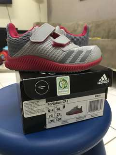 Adidas Shoes Toddler Girl