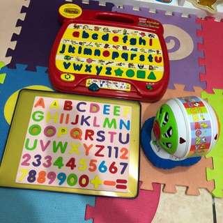 Educational Toys ABC bundle