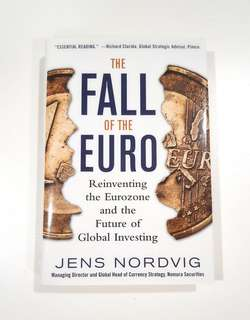 Jens Nordvig The Fall of the Euro