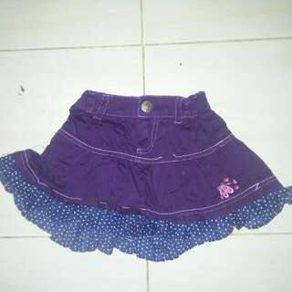 Skirt 2-3 Years Anakku