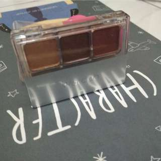 Wardah Eyeshadow Palette A