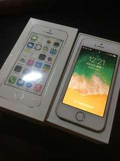 iPhone 5s 金 32GB