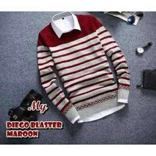 Sweater pria, DIEGO BLAZTER