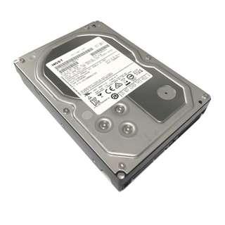 (二手)90%NEW HGST HUA723030ALA640 SATA3 3T 3.5吋 服務器硬碟