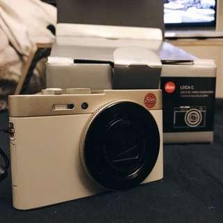 Leica C (Typ 112) - Gold