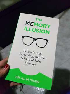 BN THE MEMORY ILLUSION PAPERBACK