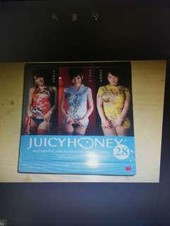 全新Juicy Honey 28 波多野結衣 希志愛野 白石苿莉奈原Box一盒