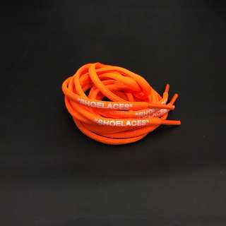 Off-White Replacement Shoelaces - Orange