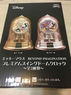 Beyond Imagination Disney clock