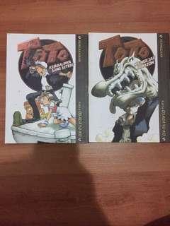 Toto collection by Osada Yu-ko Gempakstarz