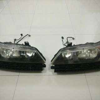Honda Stream RSZ HiD Headlamp